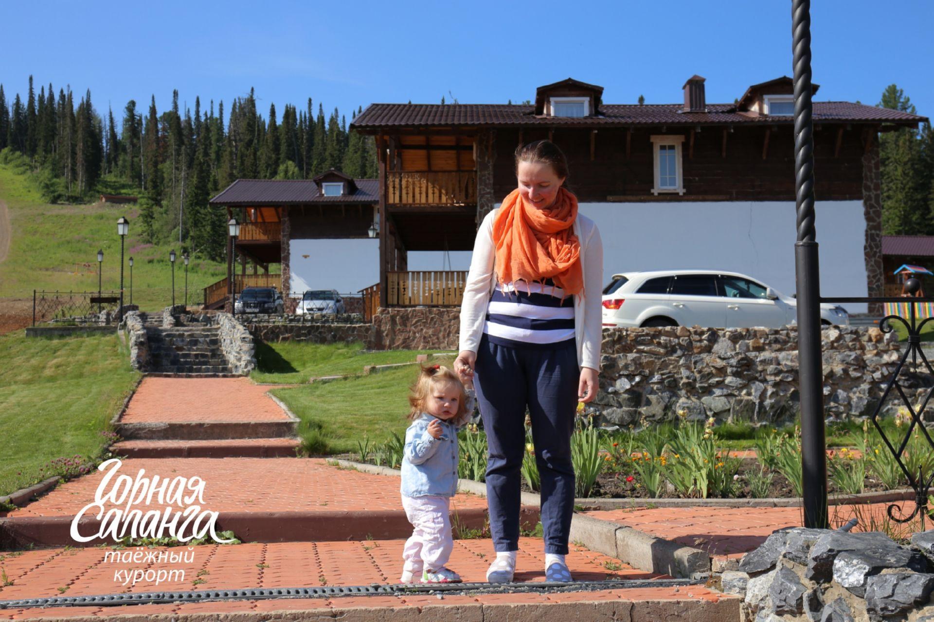 дом отдыха для мам с детьми