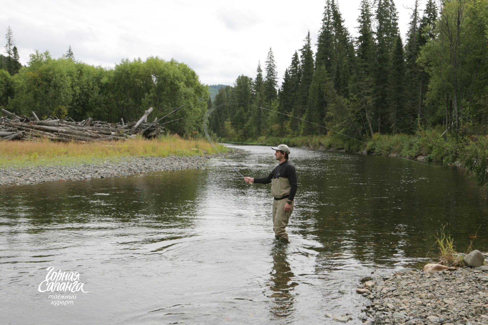 фильмы о рыбалке на таежных реках